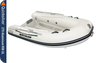 Quicksilver 270 Aluminium RIB PVC Ultra Light -