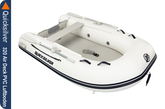 Quicksilver 320 Air Deck PVC Luftboden -