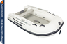 Quicksilver 300 Air Deck PVC Luftboden -
