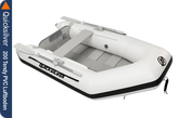 Quicksilver 240 Tendy Air Deck PVC Luftboden -
