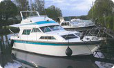 Fairline 32 Sedan Fly -